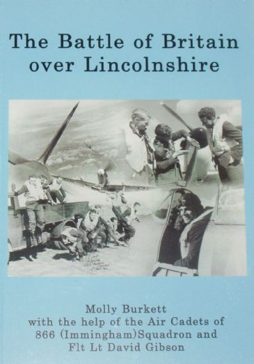The Battle of Britain over Lincolnshire, by Molly Burkett
